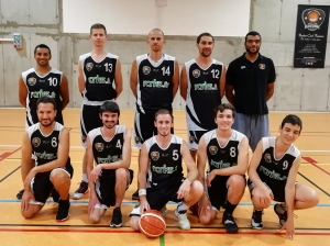 Equipe Séniors Garçons 2019-2020